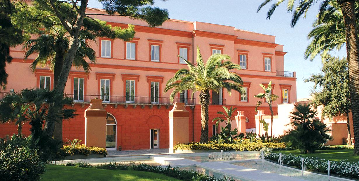 Hotel Design Napoli